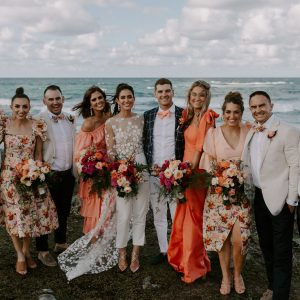 SIAN + KIERAN :: BOLD COLOURFUL WEDDING AT FINS PLANTATION HOUSE