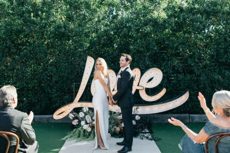 Real Wedding :: Maxine + Daniel, Osteria Tweed Coast Wedding Venue