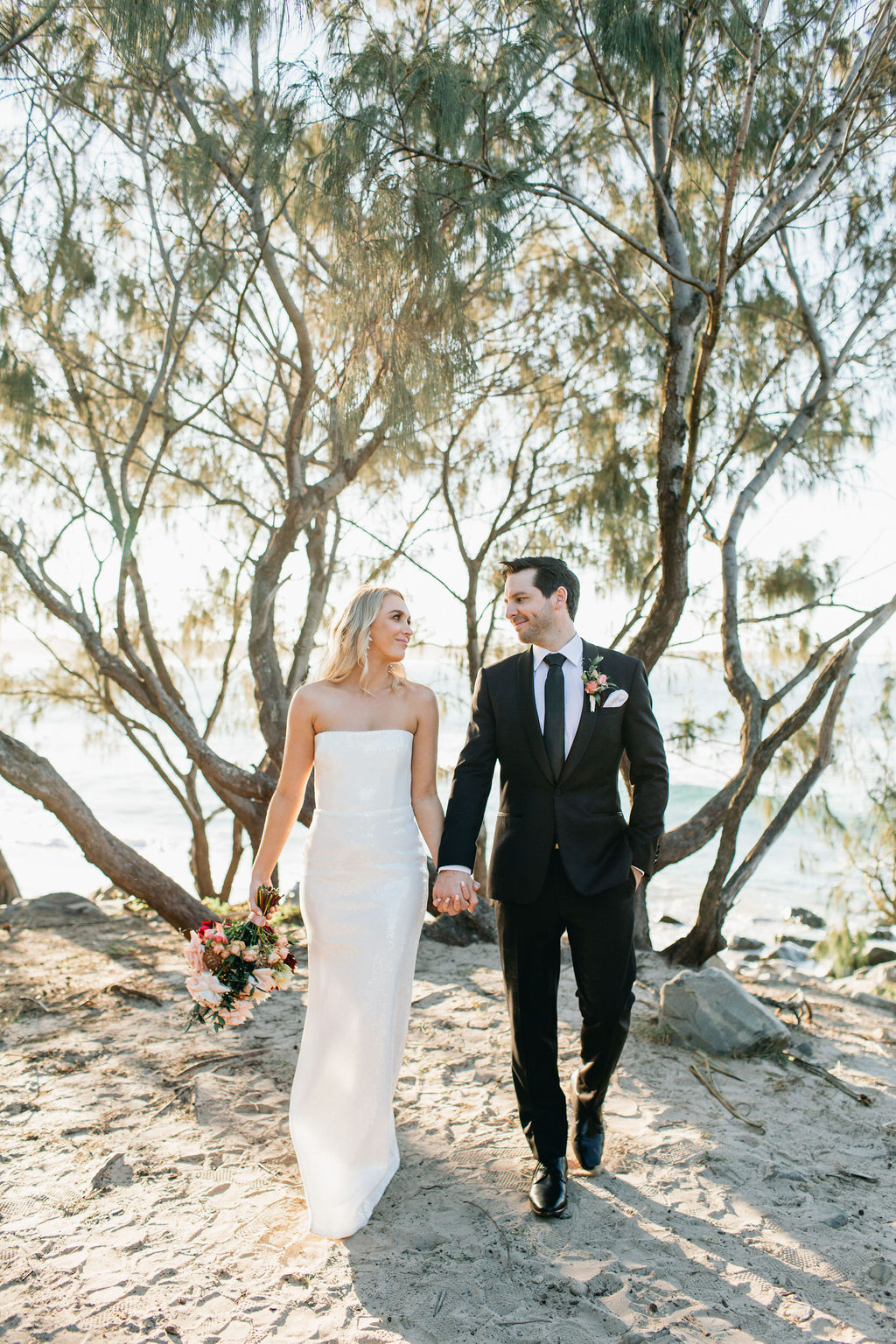 Real Wedding :: Maxine + Daniel, Osteria Tweed Coast Wedding Venue