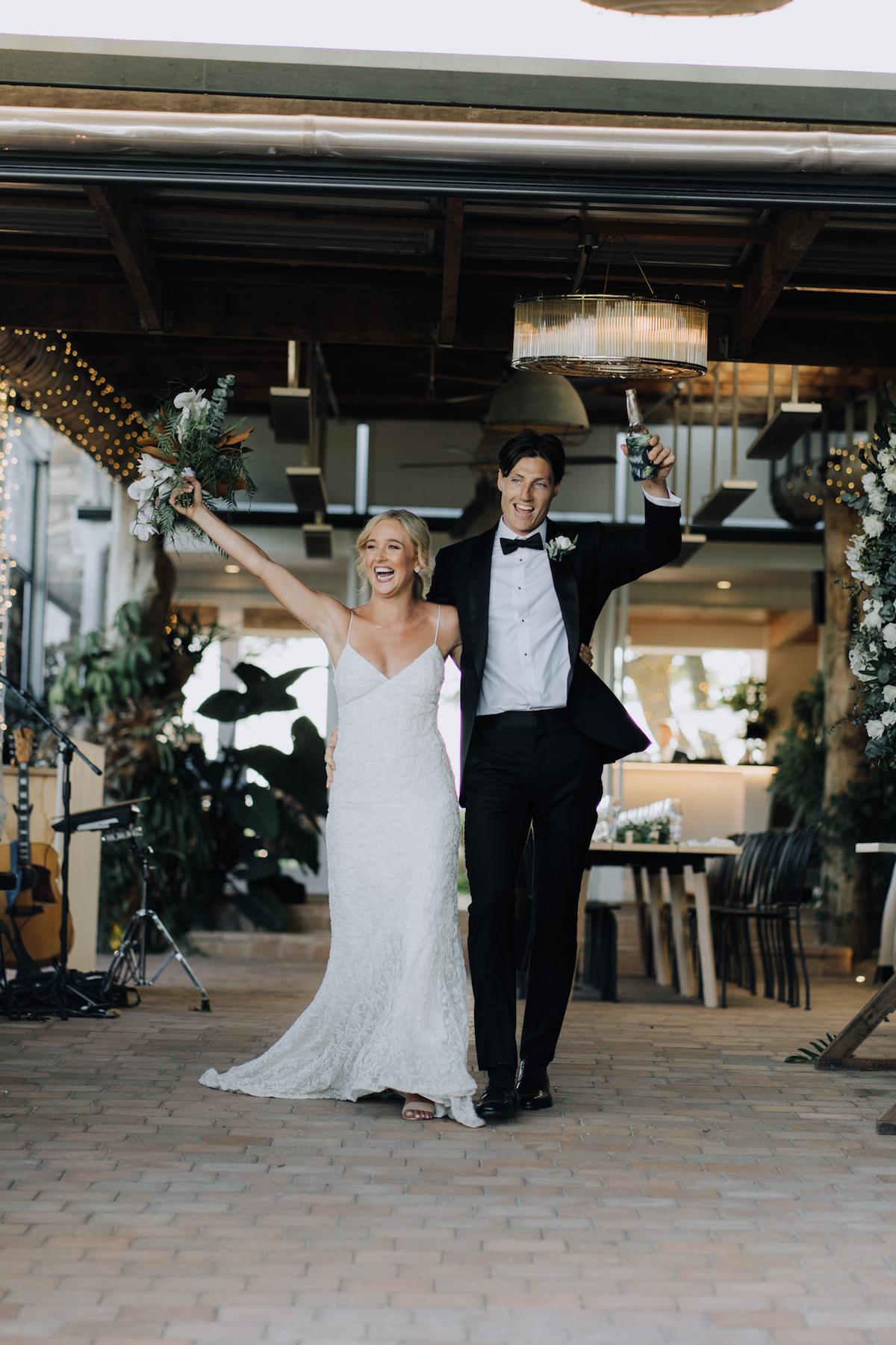 Real Wedding :: Amelia + Joel, Hinterland Wedding at Fins Plantation House, Tweed Coast Wedding Venue