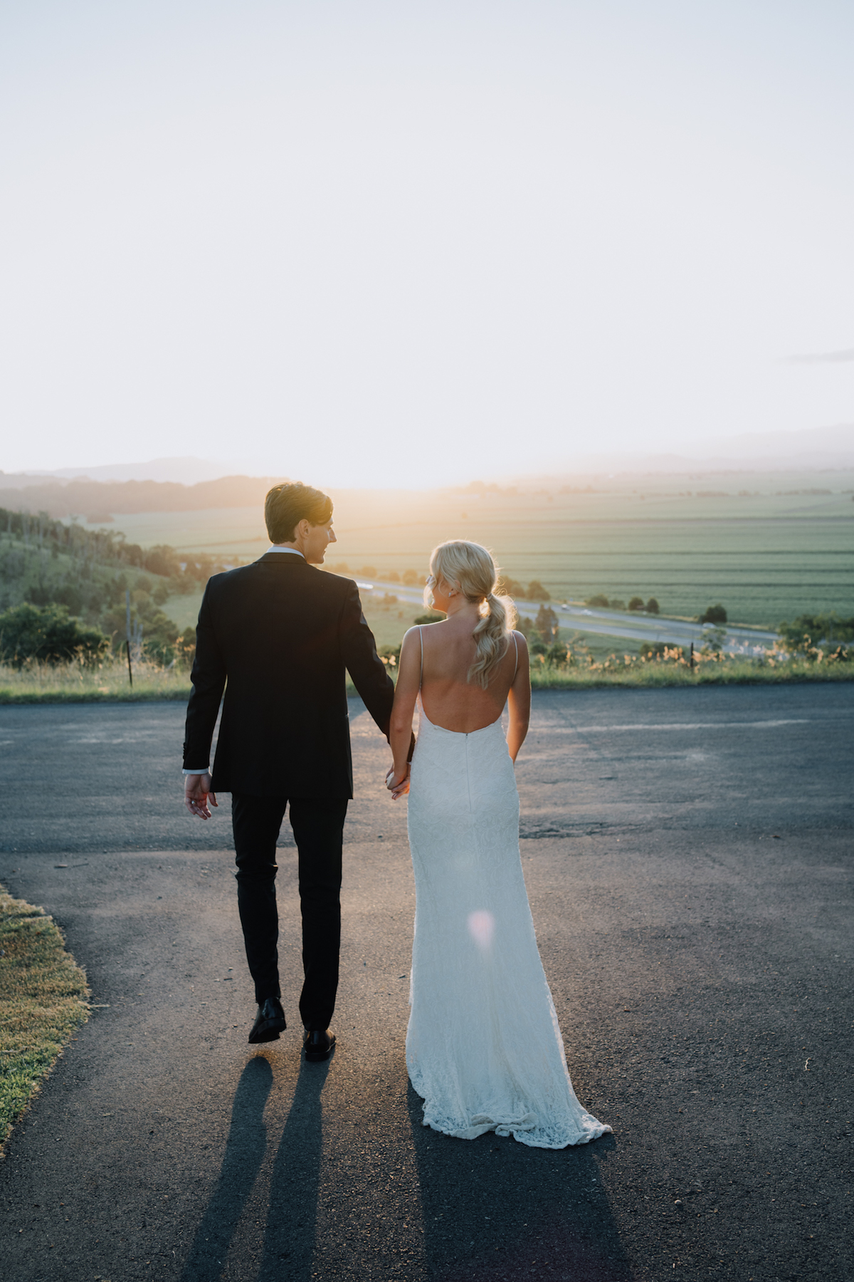 Real Wedding :: Amelia + Joel, Hinterland Wedding at Fins Plantation House, Tweed Coast Wedding Venue