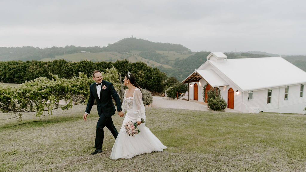 Real Wedding: Avalon and Henry, Summergrove Estate Tweed Coast Wedding Venue