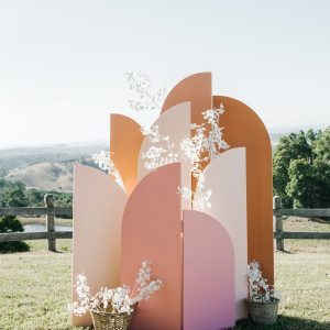 Styled Shoot :: Vibrant Hues at Bramblewood Farm