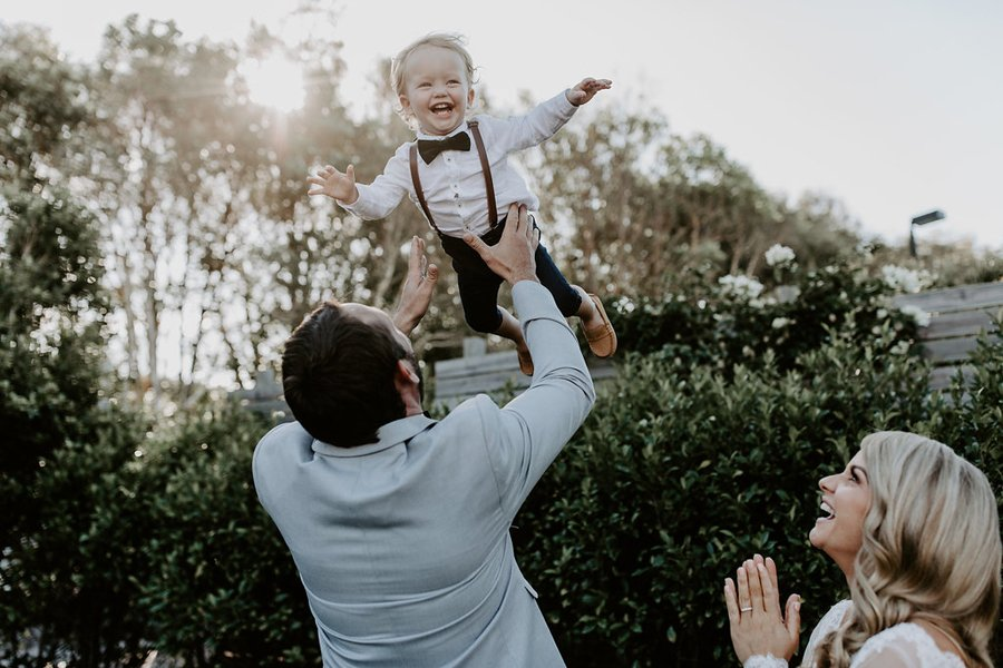 Kids at Weddings FAQs | Tweed Coast Weddings