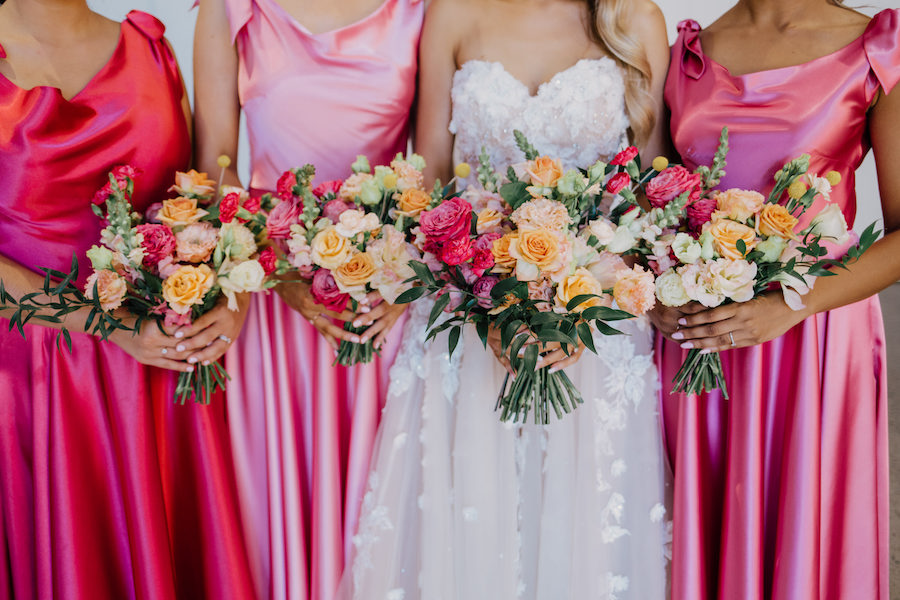 Bride or Bridesmaids: Who Pays For What? Tweed Coast Weddings